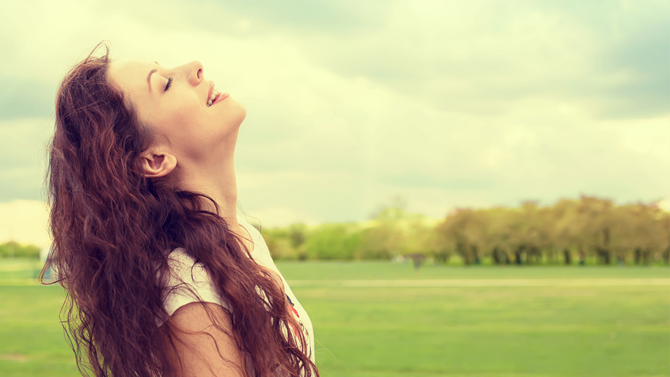 4 steps to be being more positive